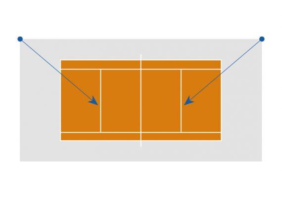 Oostendorp Nederland Tennis 1