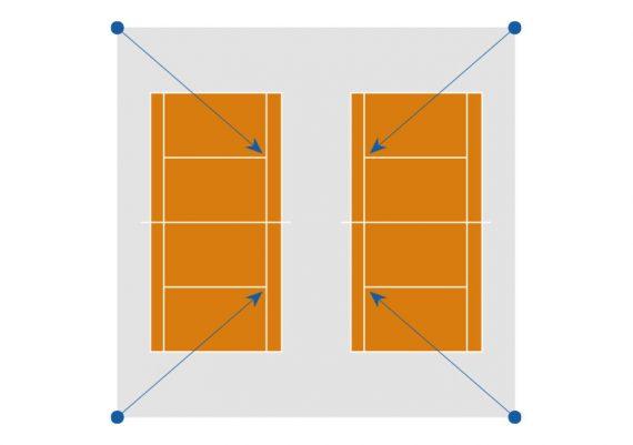 3 Oostendorp Nederland Led Verlichting Tennis 2baans Optie1 1