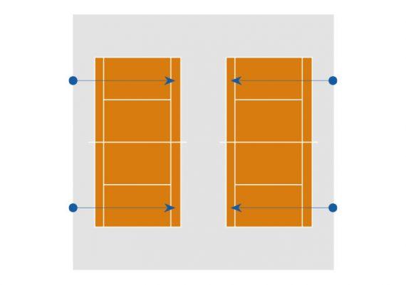 3 Oostendorp Nederland Led Verlichting Tennis 2baans Optie2 1