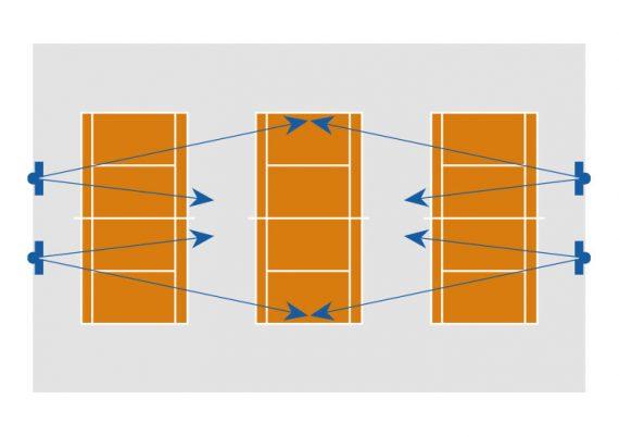 3 Oostendorp Nederland Led Verlichting Tennis 3baans Optie2 1