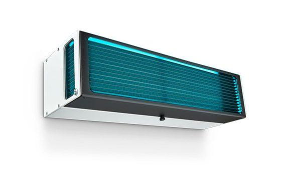 Oostendorp Nederland Philips UV C Desinfectionerende Wandinstallatie AIR
