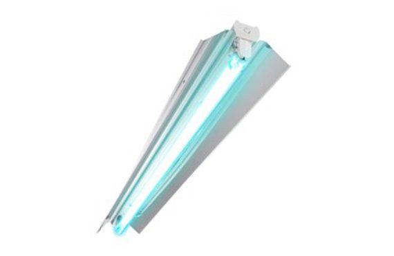Oostendorp Nederland Philips UV C Desinfectionerende Plafondinstallatie REFLECTOR